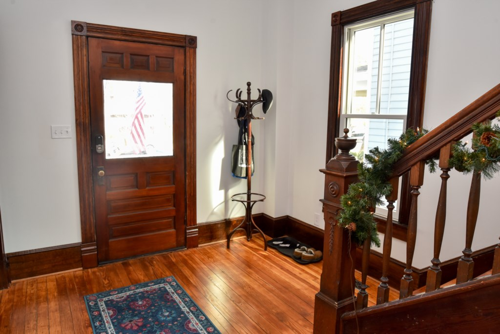 Additional view of Foyer.