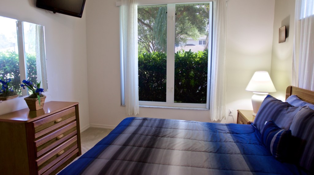 Vacation Home Bedroom