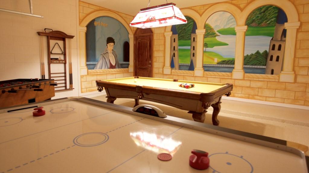 Vacation Home Gameroom