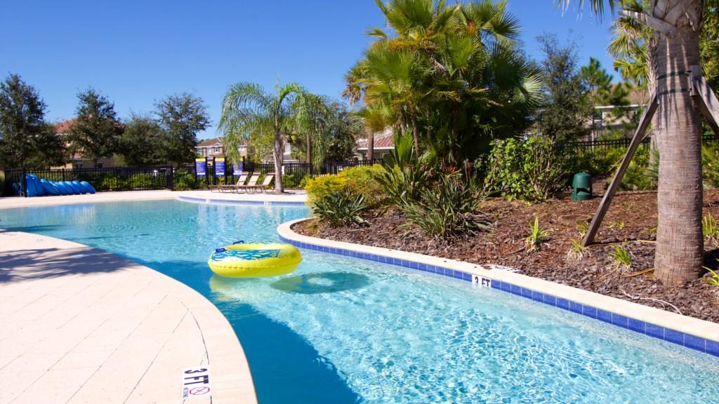 Solterra Resort Lazy River