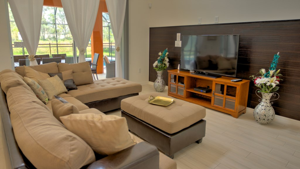 Vacation Home Family Room