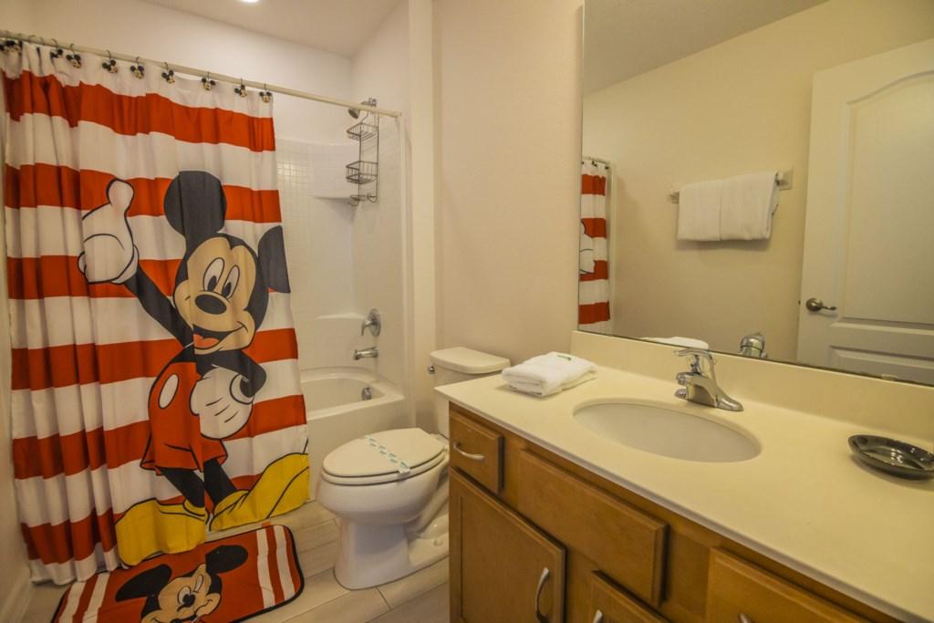 Vacation Home Bathroom 5