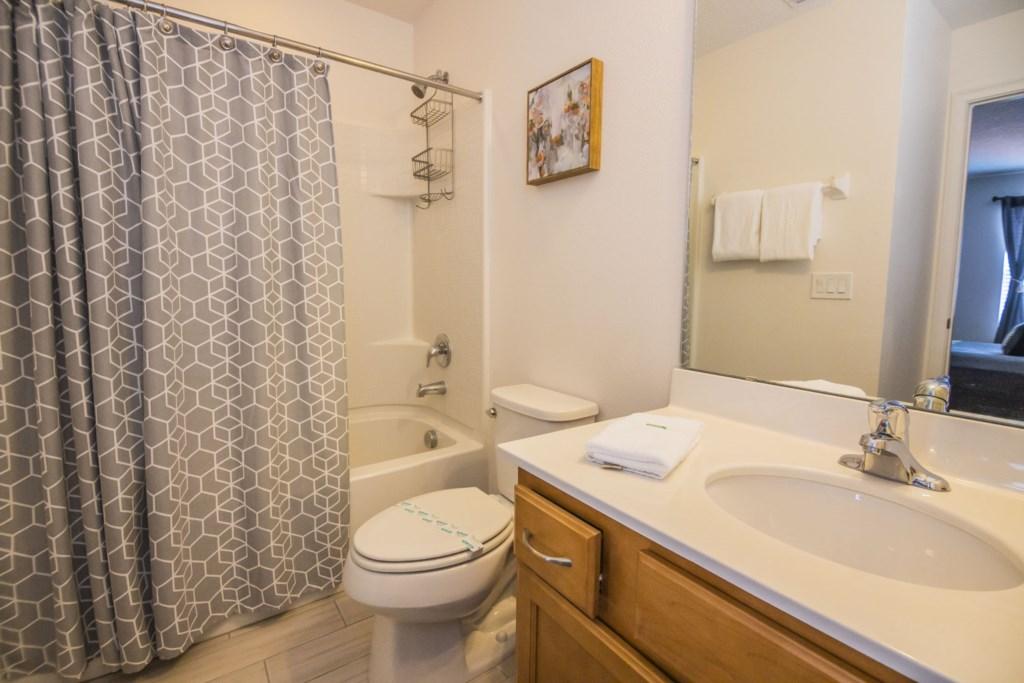 Vacation Home Bathroom 4