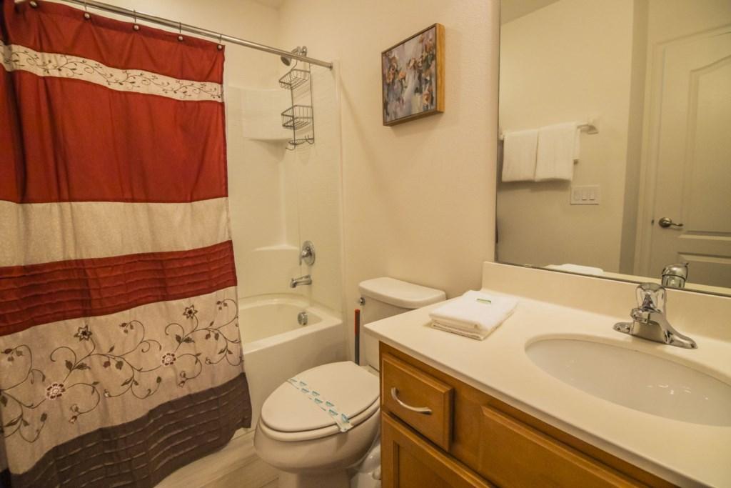 Vacation Home Bathroom 3