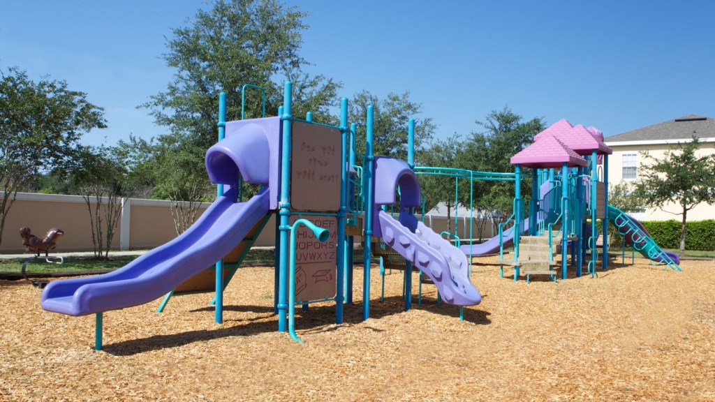 Coral Cay Playground
