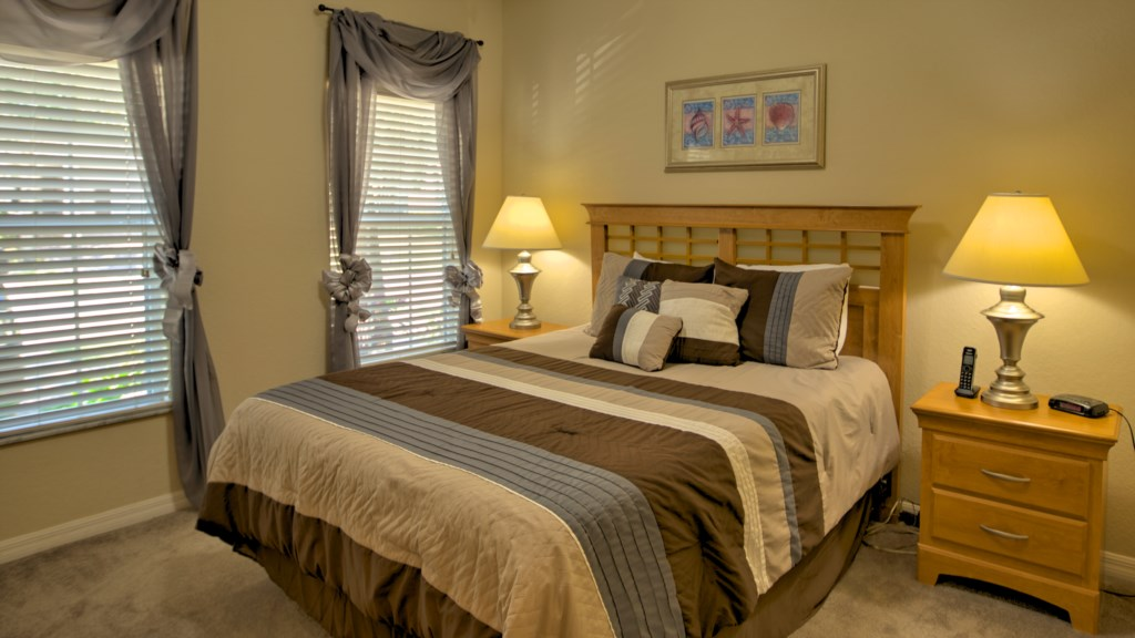 Vacation Townhome Bedroom 2