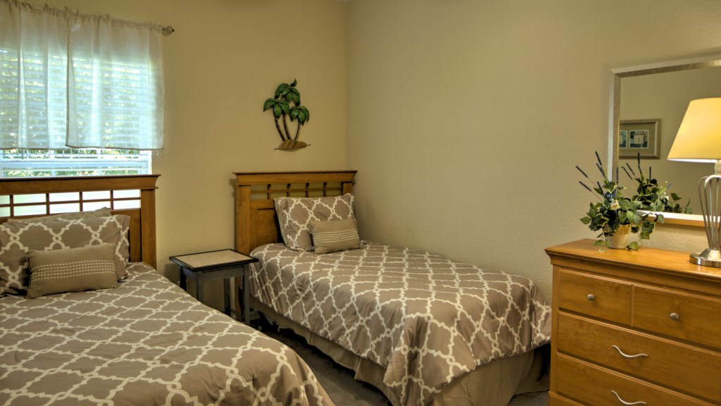 Vacation Townhome Bedroom 3