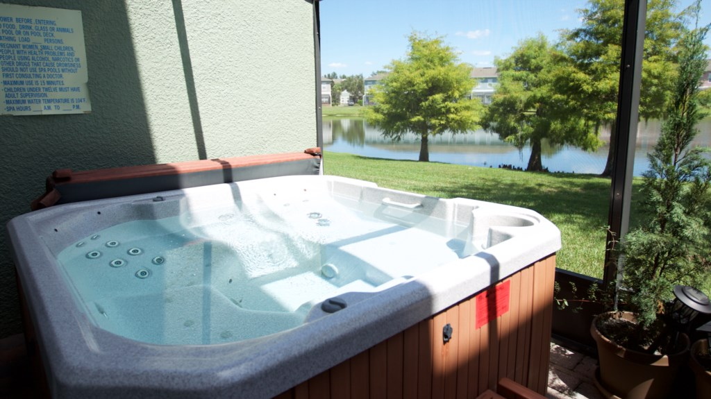 Vacation Townhome Spa