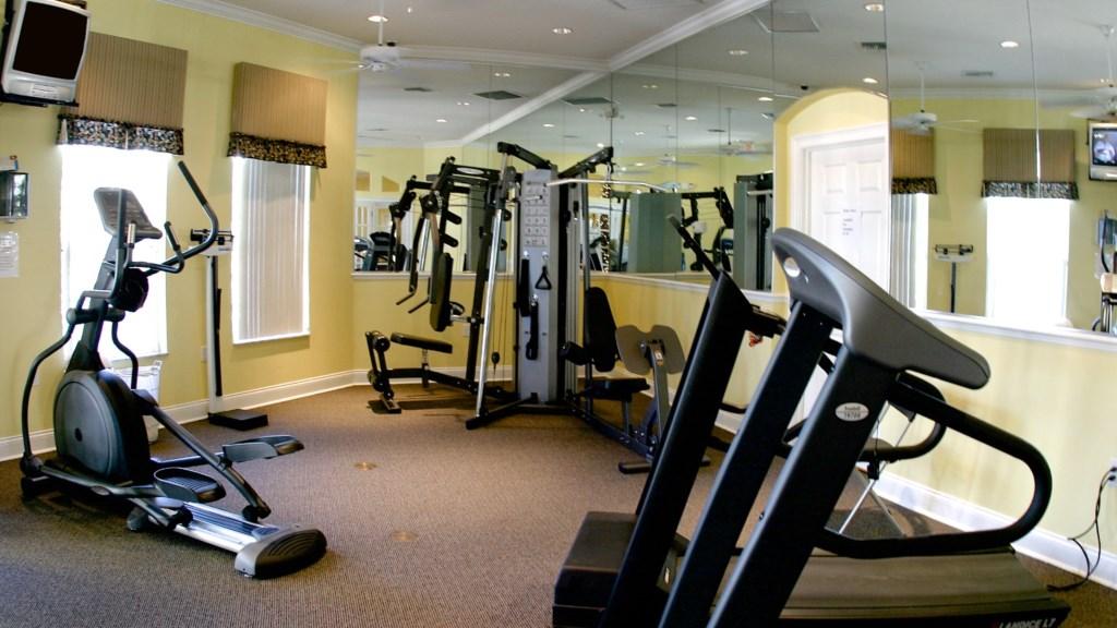 Emerald Island Gym