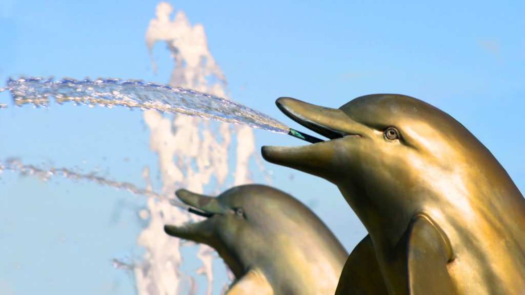 Emerald Island Fountain