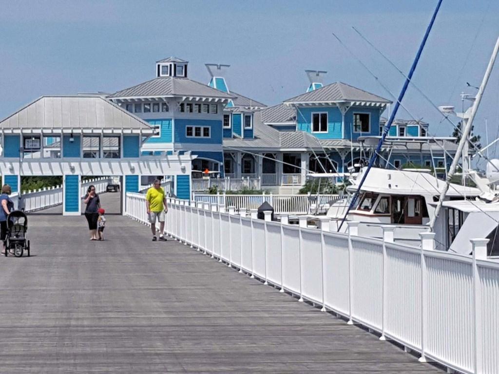 King's Creek Marina Pier