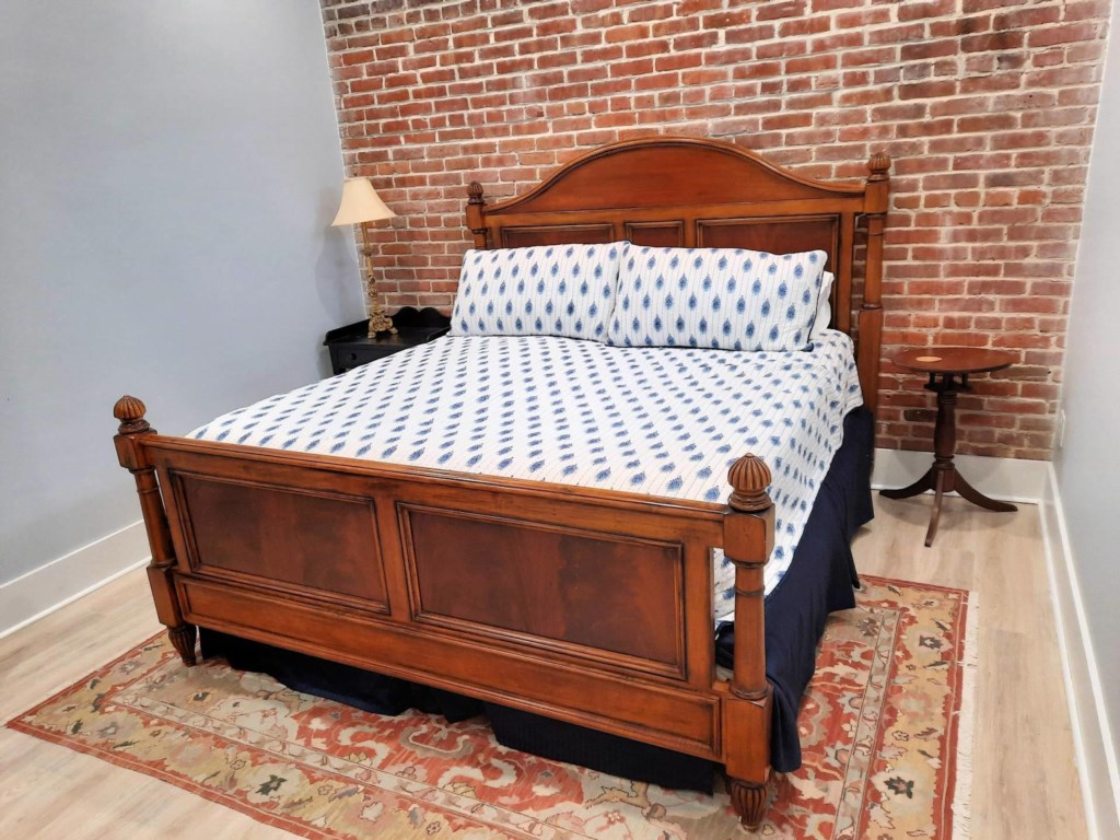 Bayside Dreamer II Cape Charles King Bedroom 1