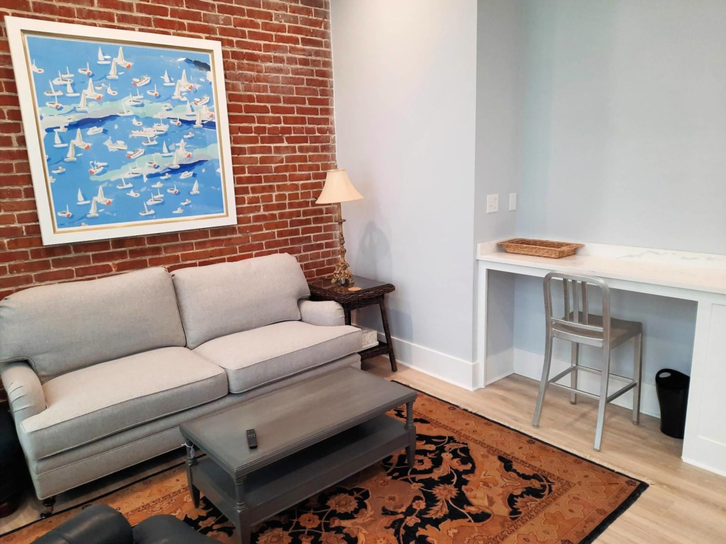 Bayside Dreamer II Cape Charles  Living Room 2