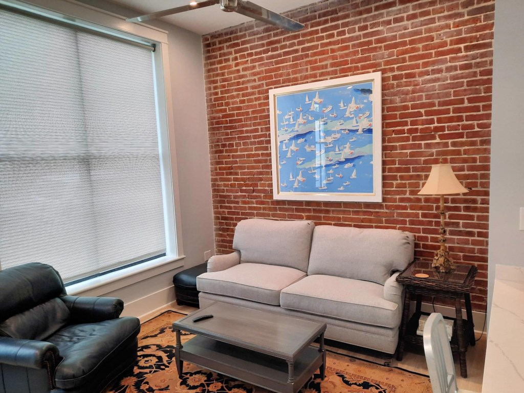 Bayside Dreamer II Cape Charles  Living Room 1