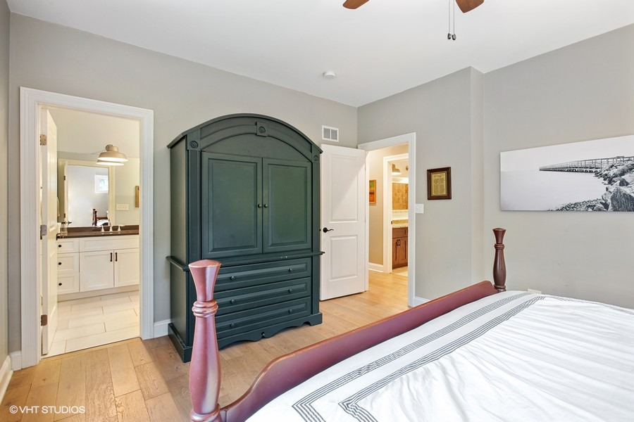 Bedroom #1 (alternate angle)
