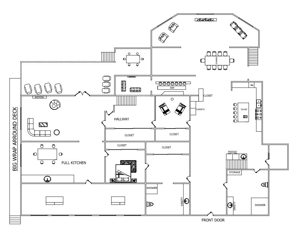 2nd Floor - Main