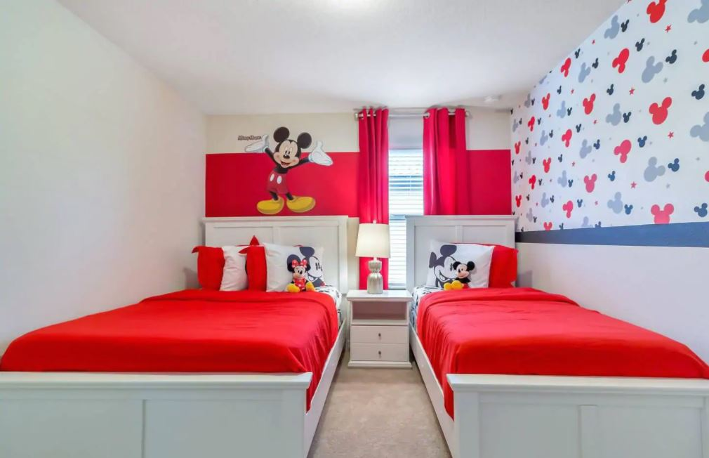 Mickey Mouse Themed bedroom.JPG