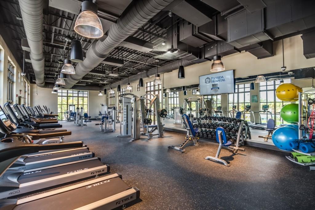 Solara Gym