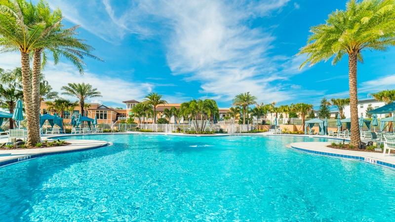 Solara Resort pool view