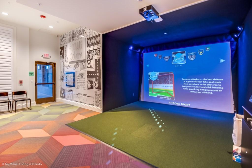 Interactive Sports
