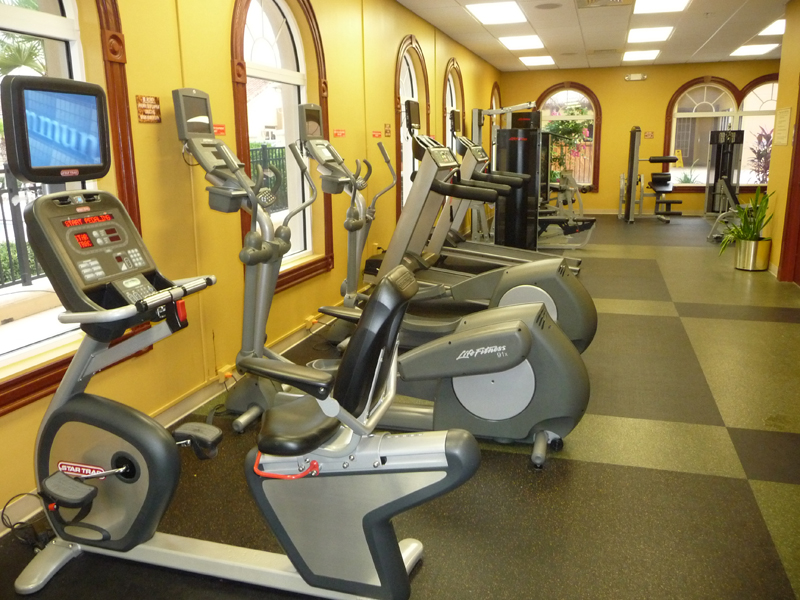 RegalPalmsResortandSpa-Gym