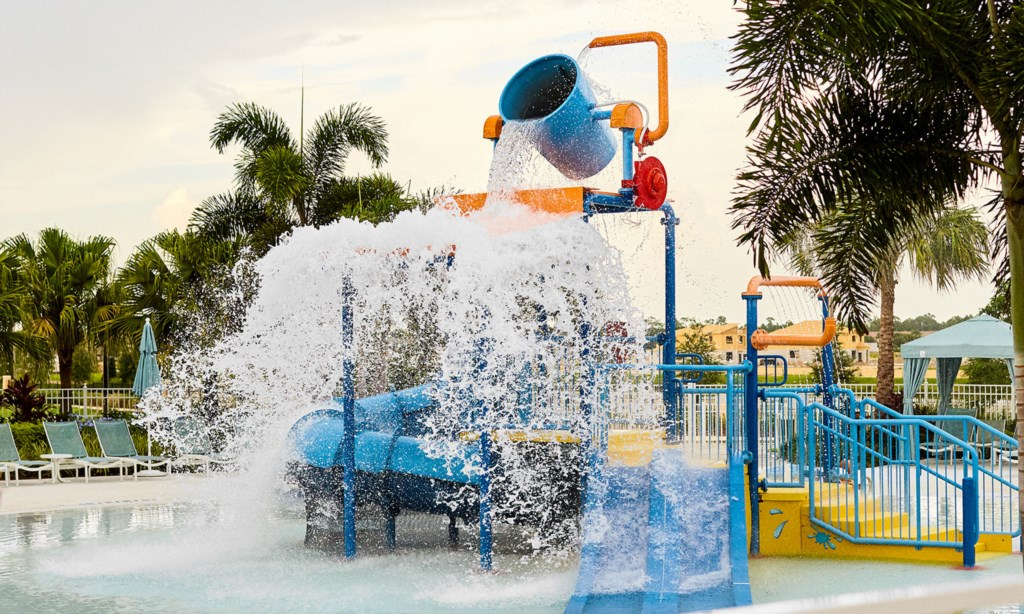 Water Park, Teen Games Area, Adult Pool, Bar and Restaurant for exclusive use of Solara Guests