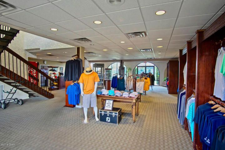 Pro Shop beside the tennis courts - in case you need any new apparel