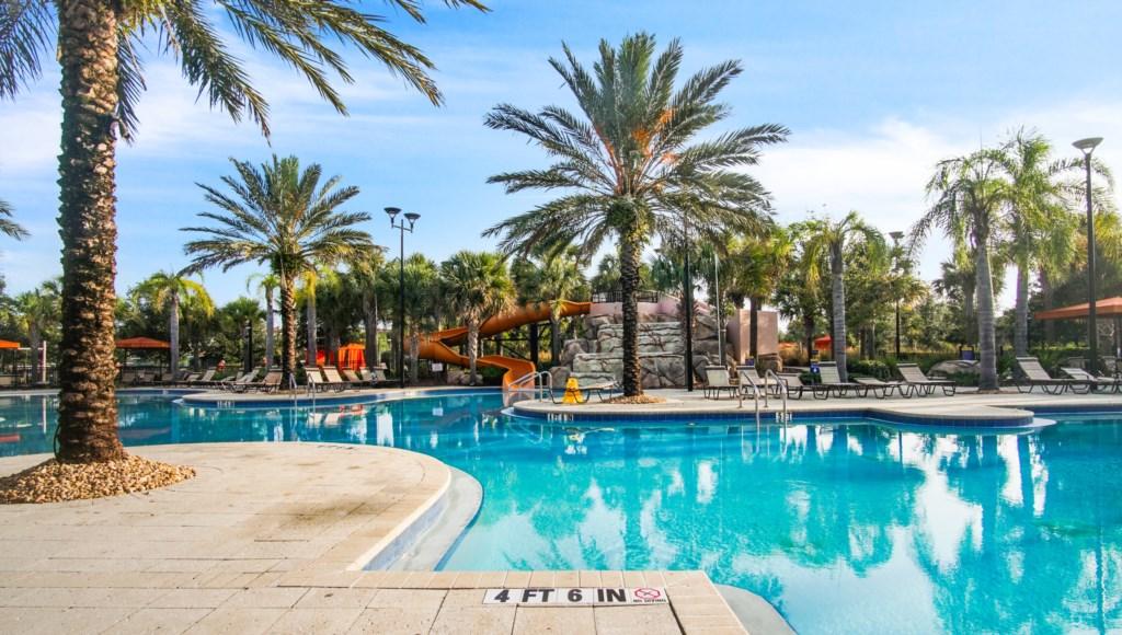 Solterra Resort Pool