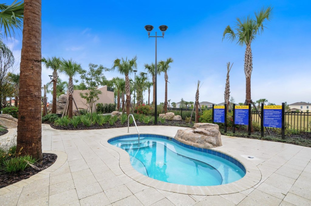 Solterra Resort Hot Tub