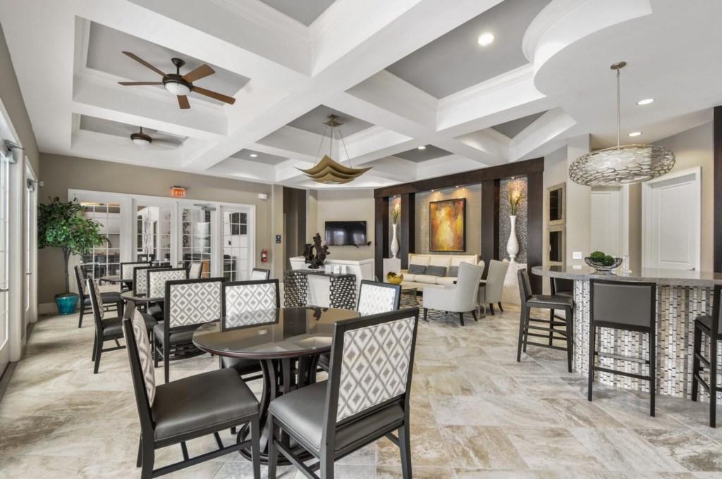 Solterra Indoor Dining/Lounging