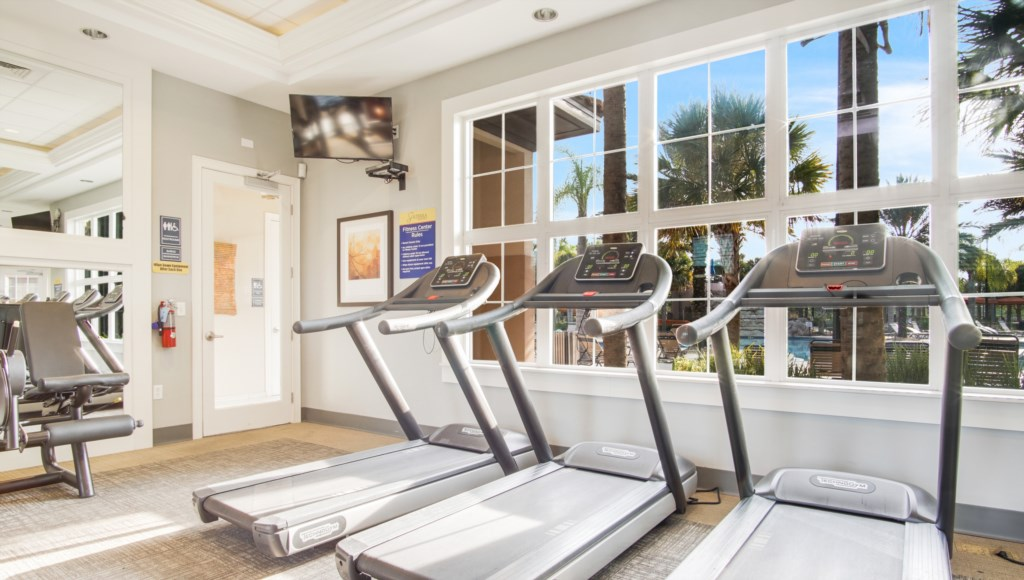 Solterra Workout Room