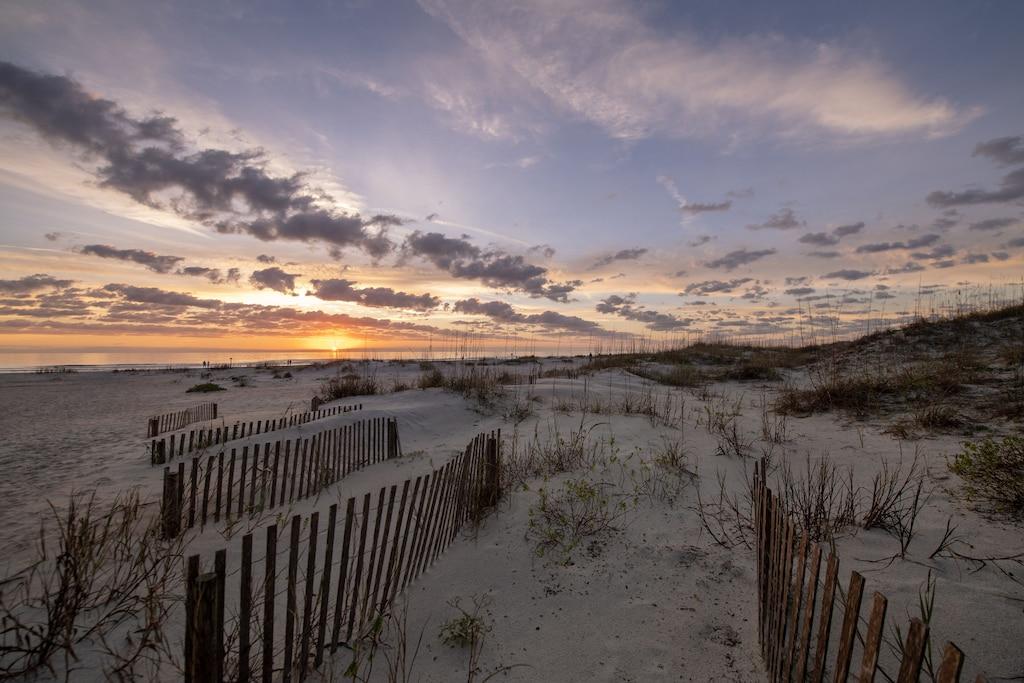 Beautiful Wide Sandy Beaches