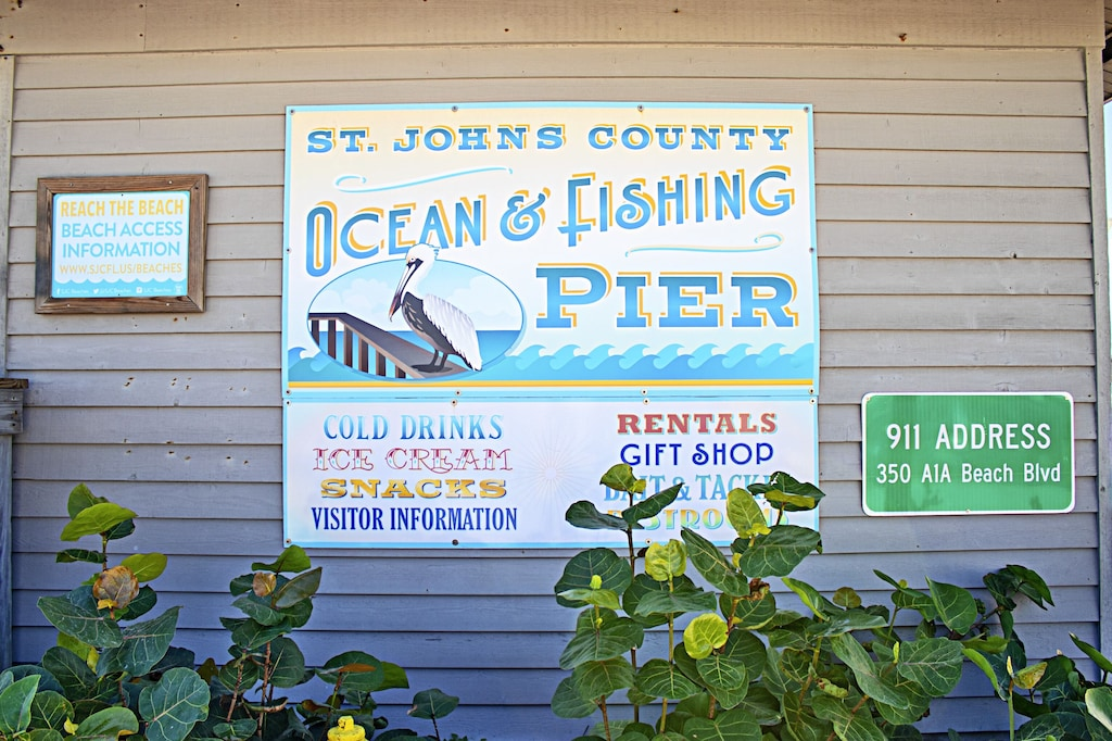 St Johns County Pier and Splash Park