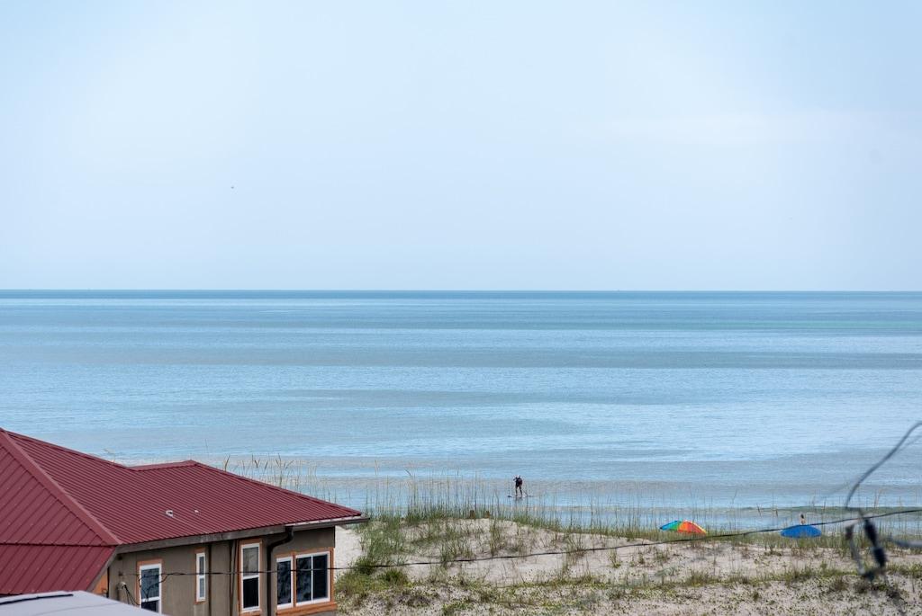 St. Augustine beach is just steps away!