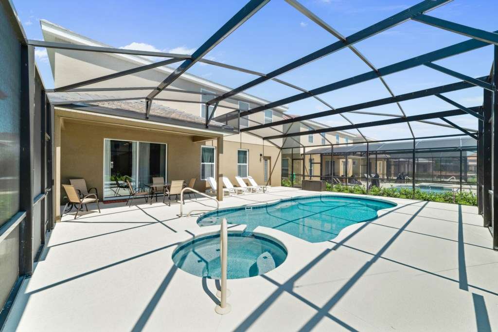 Extended Pool & Deck