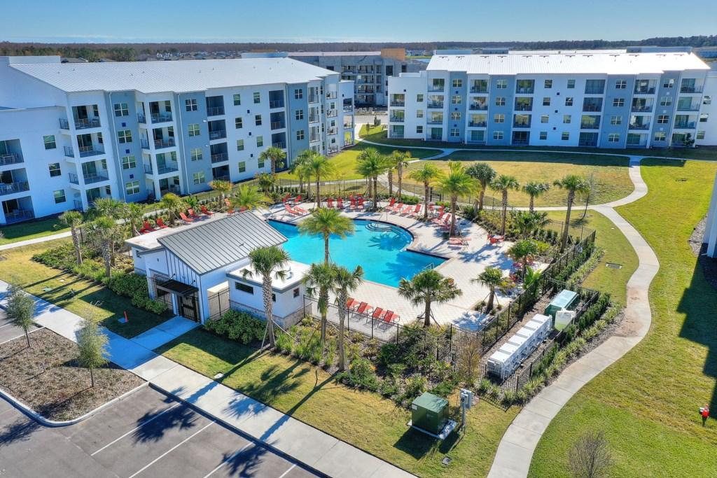 HEATED Resort Pool!