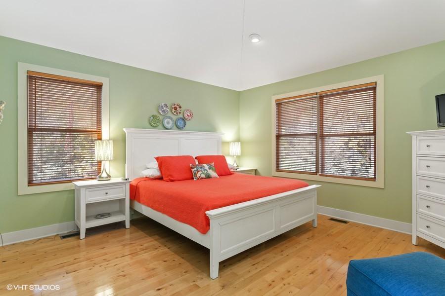Bedroom #1 (King) Second Floor with En Suite Bathroom