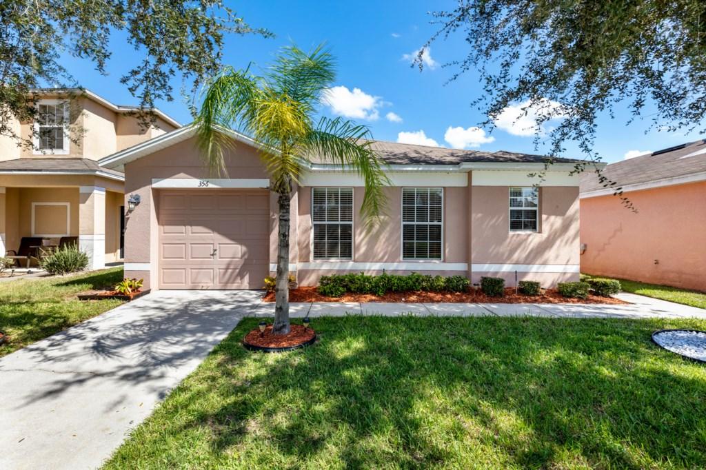 Enchanting Family Vacation Home in Florida