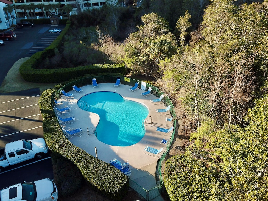 Villa Pool - just steps away from this villa
