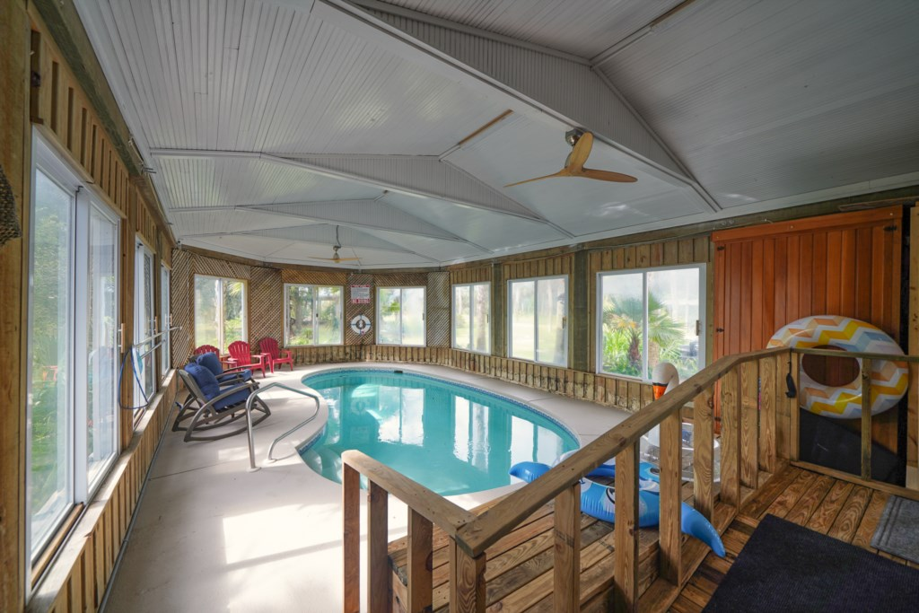 Exceptional amenities are offered here at The Lower Bungalow