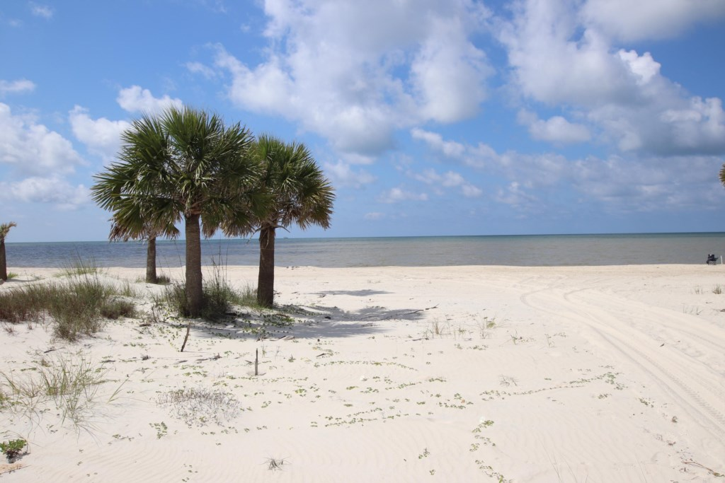 Gulf of Mexico at Indian Pass