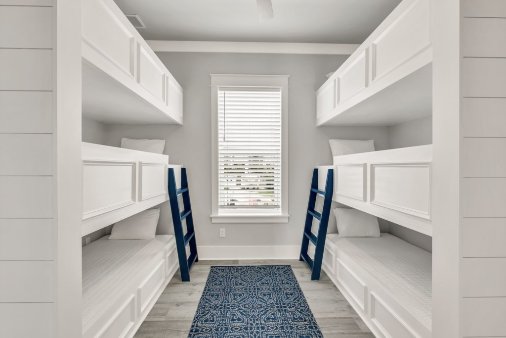 6 Twin Beds on 2nd Floor