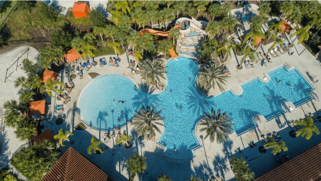 World Class Water Park and Fun Facilities!