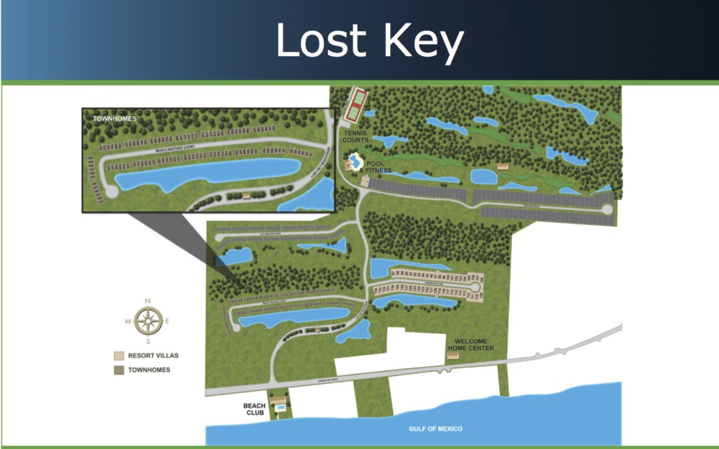 Lost-Key-Site-Map