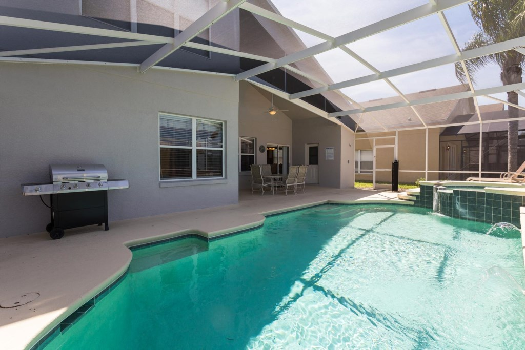 Your private pool paradise awaits
