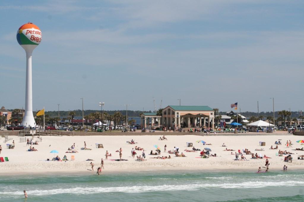 Casino Beach and Pavilion