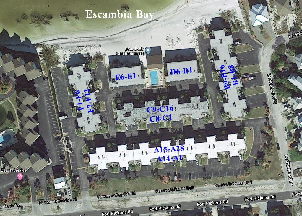 Boardwalk Map