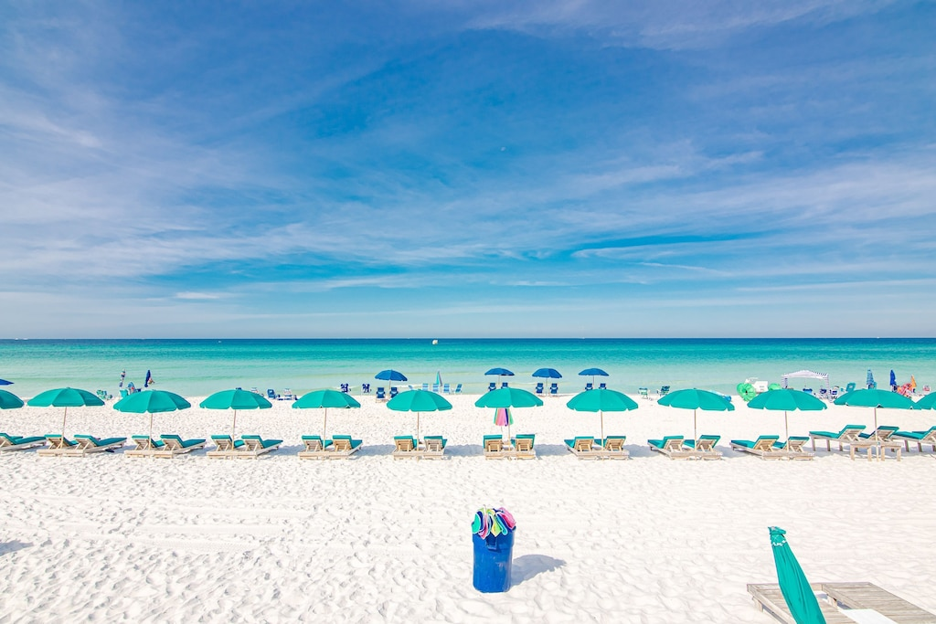 The Gulf waters are waiting - all we need is YOU!!!!!