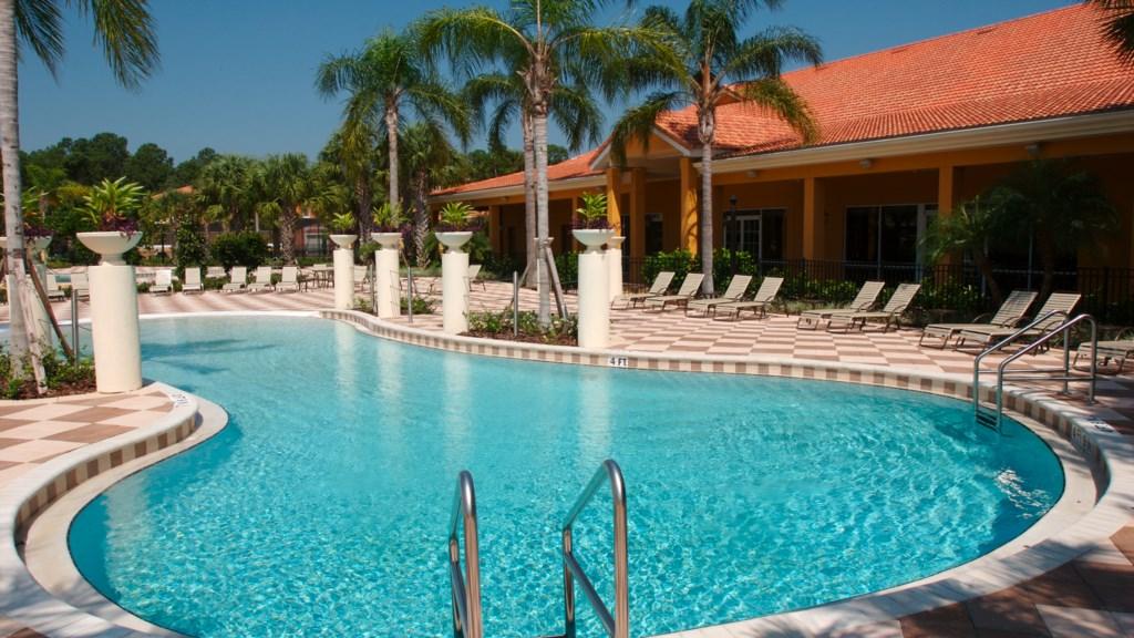 Stunning Resort Pool
