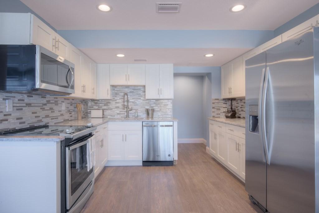 Sleek Modern Kitchen Design
